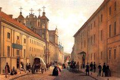 MALARSTWO KRESOWE- LITWA - Towarzystwo Miłośników Kultury Kresowej