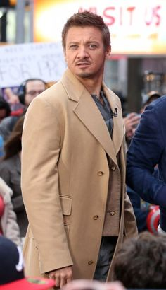 Jeremy Renner Photos - The 'Avengers' Assemble at 'Good Morning America' - Zimbio