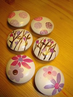 Painted rock inspiration