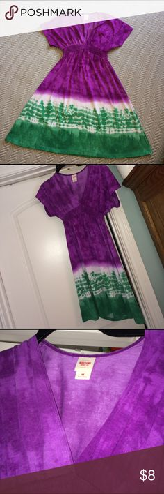 NWOT Mossimo Dress/Swimsuit Coverup New without tags. Cute style! Smoke-free Mossimo Supply Co Dresses Midi