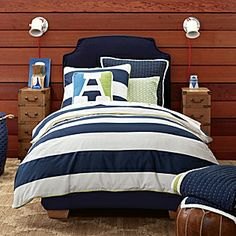 Ronan Bedding for Boys Rooms | Serena & Lily
