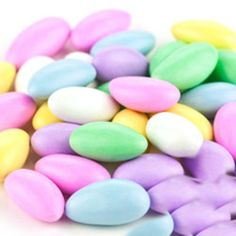 Jordan Almonds - Candy Coated - Assorted, 5 lbs {$19.99 + $6.99 S&H}
