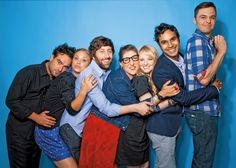 Big Bang Theory | elenco de the big bang theory