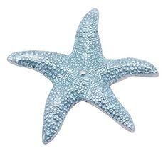 Mariposa Starfish Weight, Sea Blue Mariposa Napkin Weights