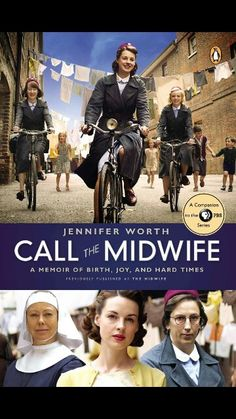 Call the midwife-I loved the quirky characters in this show.