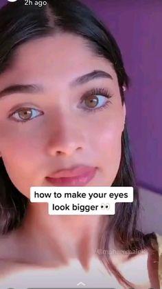 Natural Eye Makeup, Natural Eyes, Natural Everyday Makeup, Romantic Eye Makeup, Natural School Makeup, Back To School Makeup, Natural Glow, Makeup Eye Looks, Makeup For Brown Eyes