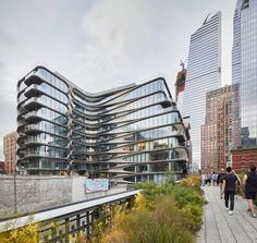 520 West 28th / Zaha Hadid Architects | ArchDaily