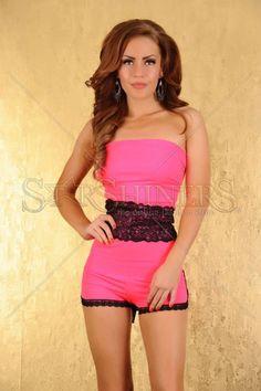 Salopeta My77 Delicious Look Pink