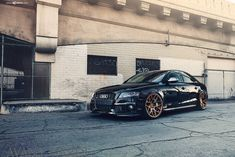 m590-matte-brushed-antique-bronze-audi-b8-s4-sidefront