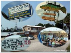 Where to get Good Food in Hernando County - Casual Dining at Bayport Inn, Weeki Wachee