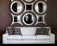 Love the Mirror Arrangement!