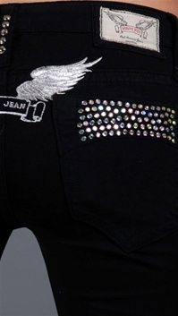 love robins jeans