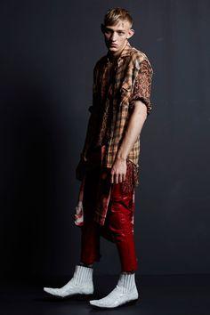 Faith Connexion Spring 2017 Menswear Collection Photos - Vogue