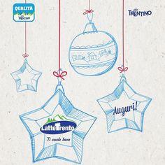 #Repost @lattetrento  Un caloroso augurio per un Natale speciale e gustoso in compagnia della tradizione Trentina.  Auguri di serene festività da Latte Trento.  #lattetrento #tivuolebene #gustotrentino #qualitàtrentino
