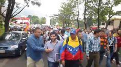 Marcha Por La Democracia , San Cristobal #23E