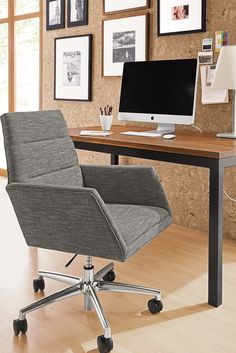 Modern Office Chair Drafting Chair, Custom Desk, Modern Home Offices, Office  Accessories,