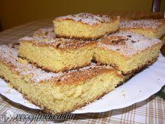 Érdekel a receptje? Kattints a képre! Küldte: Ellák Hungarian Recipes, Health Eating, Paleo Dessert, Healthy Sweets, Sweet Cakes, Potato Recipes, Vanilla Cake, Banana Bread, Deserts