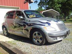 Chrysler : PT Cruiser Limited Wagon 4-Door in Chrysler | eBay Motors