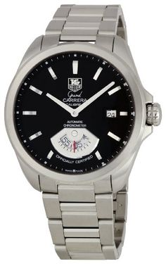 TAG Heuer Men`s WAV511A.BA0900 Grand Carrera Automatic Calibre 6 RS Watch for only $2,165.57