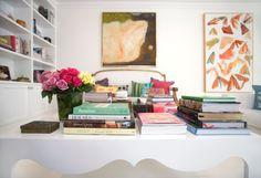 Allyson Reynolds Moth artwork | Black & Spiro Interior Design