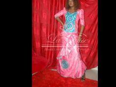 haute couture senegalaise : LA CLASSE COUTURE - YouTube