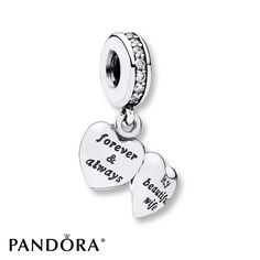 Pandora Dangle Charm My Beautiful Wife Sterling Silver Pandora Leather Bracelet, Pandora Bracelet Charms, Pandora Jewelry, Charm Jewelry, Silver Jewelry, Silver Ring, Charm Bracelets, Pandora Pandora, Pandora Rings