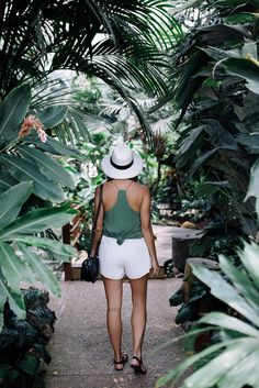 exploring the green
