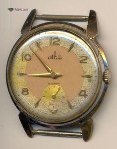 Antigo Relógio Altair 17 Jewels Vendo relógio antigo da marca Altair 17 Jewels made in Swiss de 1960 . O relógio está a funcionar . Inclui portes em correio registado .