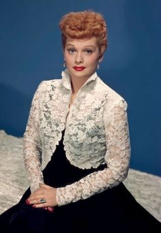 Remember watching 'I Love Lucy'? On this day in 1911, Lucille Ball was born.