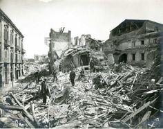 Messina - terremoto - 1906