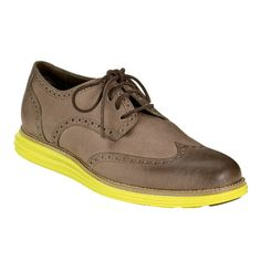 Gotta Have It! LunarGrand Wingtip - Men's Shoes: Colehaan.com