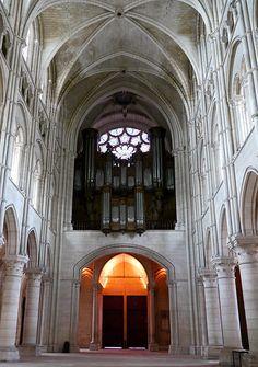 Amazing Cathédrale Notre Dame De Laon. Picardie