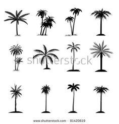 59 ideas for palm tree tattoo finger tatoo Nature Tattoos, Body Art Tattoos, New Tattoos, Small Tattoos, Tatoos, Maori Tattoos, Beach Tattoos, Wrist Tattoos, Discret Tattoo