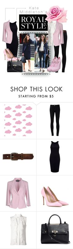 """""""Steal Her Style: Kate Middleton"""" by notkendalljenner ❤ liked on Polyvore featuring Ström, Bed