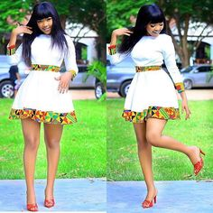 Ankara styles 2020 are one of the most gorgeous African dresses. Get latest Ankara styles and attire trending now which you can even use for Asoebi. Ankara Long Gown Styles, Ankara Styles For Women, Beautiful Ankara Styles, Ankara Short Gown Styles, Ankara Gowns, Ankara Skirt, Ankara Blouse, Dress Skirt, African Fashion Ankara