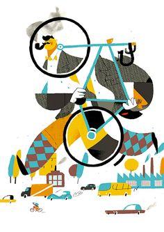 Bicycle Retro Cruise