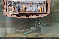cool diorama of divers trying to sink a ship Scale Model Ships, Scale Models, Military Diorama, Military Art, Military Modelling, Toy Soldiers, Model Building, Art Model, Battleship