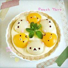 Peach / Pear Tart