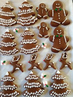 It's that time of the year again! Let's makesome awesome Christmas cookies with this easy video tutorial from my YouTube channel. (greek language ;) ) Merry Christmas to you all! &nbsp…