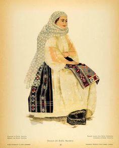 *etnobiblioteca* Traditional Dresses, Traditional Art, Popular Costumes, Folk Embroidery, Medieval Clothing, Folk Costume, My Heritage, San Jose, Vintage Photographs