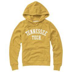 Tennessee Tech University Womens Hooded Sweatshirt