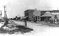 Atlantic Avenue in Delray Beach, west of the railroad tracks, in Palm Beach County, Delray Beach, Flo Rida, Seaside Towns, Railroad Tracks, Detroit, Michigan, Seasons, History