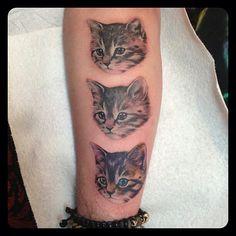 Kat von d cat tattoo