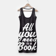 All you need is a book