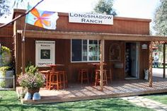 Longshadow Ranch - one of my favorite wineries in Temecula. It has a relaxed vibe and the wine is delicious.