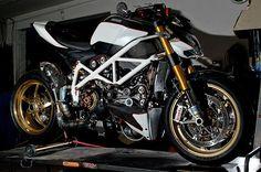Ducati Streetfighter  Cr.FB/Bikepsyche