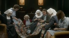 Illuminate Crochet: Crochet on the BBC's Call the Midwife