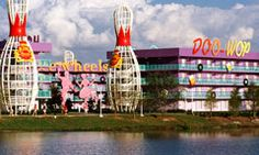 Walt Disney World  - Pop Century Resort