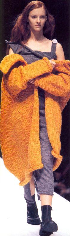 Yohji Yamamoto F/W 98.99