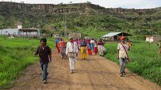 Huerto comunitario en la Cebolleta, Jalisco